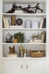 Home Decor For Shelves 25 Best Ideas About Bookshelf Styling On Pinterest Book