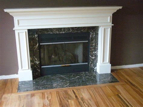 Easy Diy Fireplace Surround by 17 Best Images About Fireplaces On In The