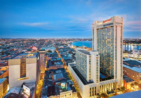 New Orleans Marriott in New Orleans, LA   (504) 581 1