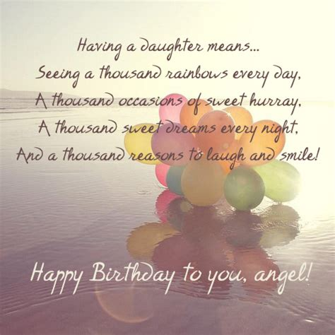 Birthday Quotes From Mothers To Daughters Birthday Quotes For Daughter Quotesgram