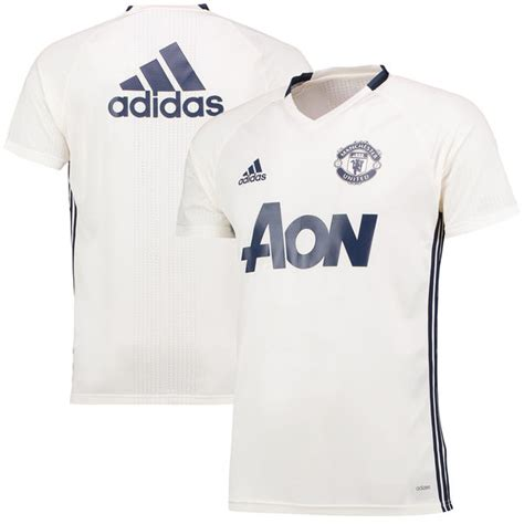 Jersey Manchester United Mu Prematch 2017 Grade Ori T310 jersey manchester united putih 2016 2017 jersey