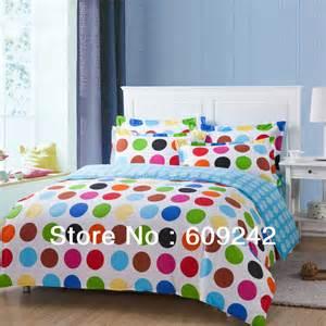 Cuddledown Duvet Covers Cotton Printed 4pcs Bedding Sets Duvet Cover Set Bed Sheet