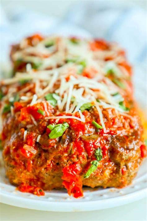 meatloaf recipe best the best easy baked italian meatloaf recipe