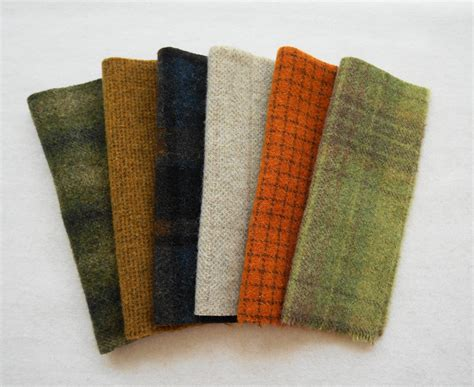 Rug Hooking Fabric by Wool Fabric For Rug Hooking And Applique Felted Fall