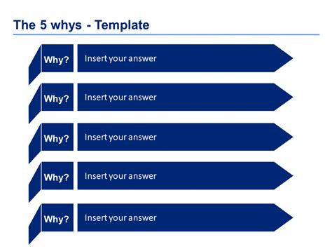 5 whys template free now a 5 whys template by ex mckinsey consultants