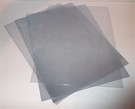 clear plastic sheet for top 50 a4 clear acetate plastic sheets 180 micron ebay