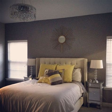 grey and yellow master bedroom grey and yellow bedroom bedroom remodel