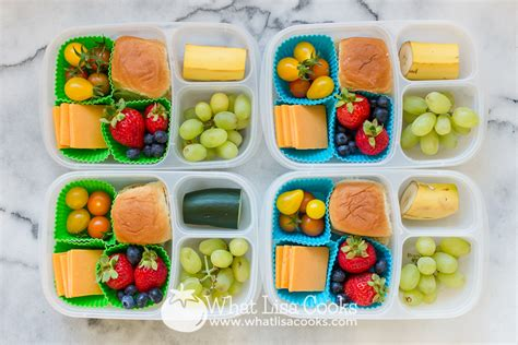 cottage cheese lunch ideas cheese fruit and bread lunch box what cooks