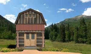 tiny homes plan 618
