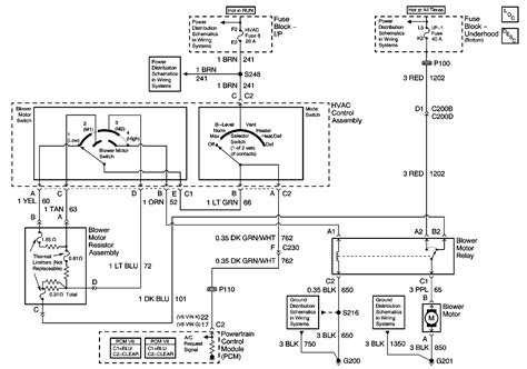 hvac electrical diagram hvac system wiring diagram ls1tech