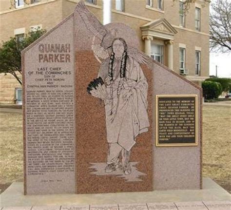 pin by dede parker on dwelling place pinterest quanah tx quanah parker monument home pinterest