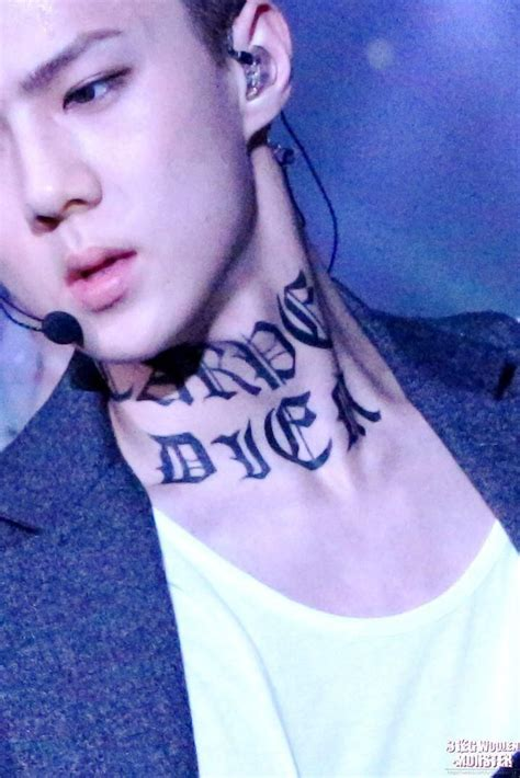 exo tattoo 79 best images about exo tattos on