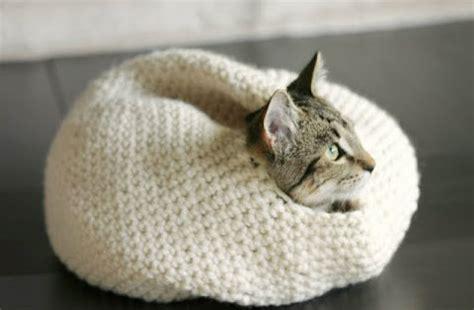 crochet cat bed diy crochet cat bed modern cat