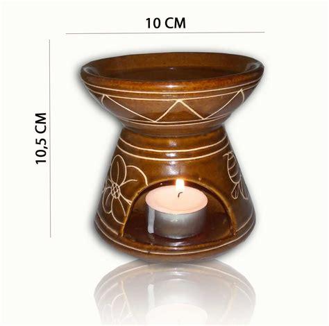 tungku aromaterapi bakar  jual essential