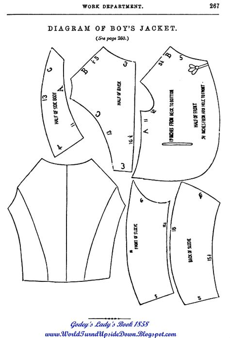 jacket pattern making books world turn d upside down civil war boy s jacket pattern