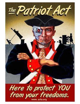Usa Patriot Act Document