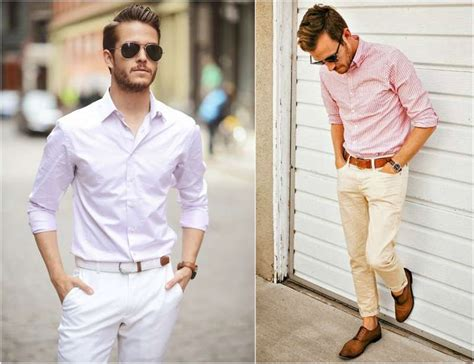 light pink mens dress shirt suit and tie combinations with a pink shirt the idle