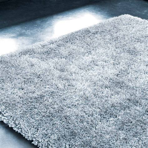 Fleece Rugs by Fleece Rug In Grey 140x200 Maisons Du Monde