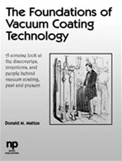 technical foundations of neurofeedback books the foundations of vacuum coating technology donald m