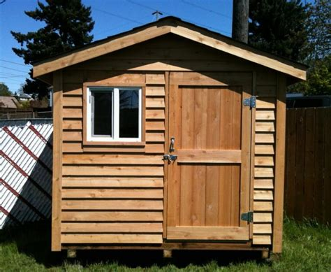How To Build An 8x8 Shed by Custom Shed Blueprints Guide Cneka