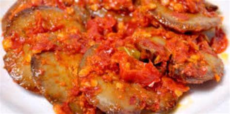 Sambel Judes Teri Medan Jengkol resep masakan sambal goreng jengkol praktis enak resepnit