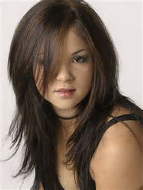 edgy hairstyles for long hair 2013 edgy haircuts for long hair