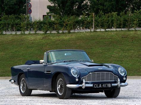 1963 Aston Martin by Aston Martin Db5 Volante 1963 65