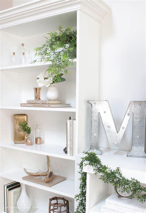 Shelf Of Saffron by Our Hack Diy Built In Bookcase Saffron Avenue