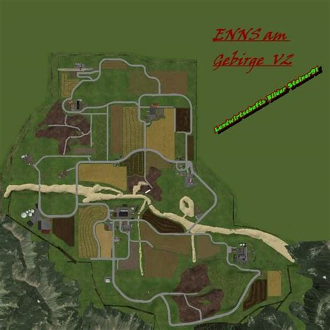 heat ls for pigs enns am gebirge map v 2 0 farming simulator 2017 mods