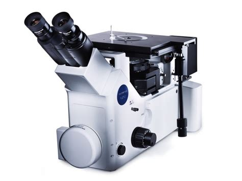 Inverted Metallurgical Microscopes olympus gx51 inverted metallurgical microscope