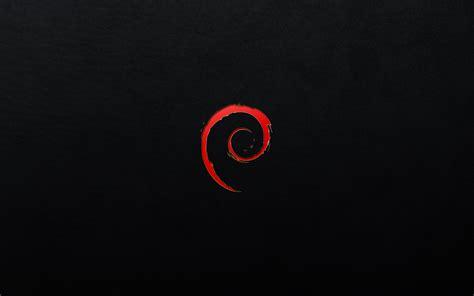 dark debian wallpaper debian linux wallpaper 746784