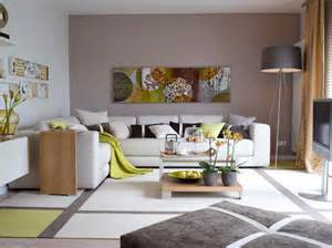 farbgestaltung wohnzimmer beispiele wunderbare wandgestaltung im wohnzimmer