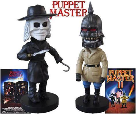 bobblehead o que é bobble heads da s 233 rie de terror puppet master 171 de