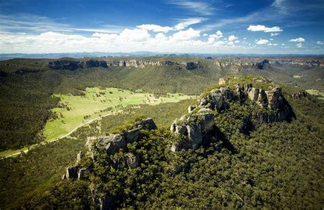 rock valley garden center gardens of national park nsw national parks
