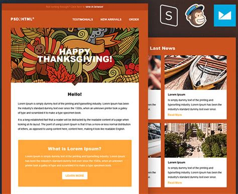 900 free responsive email templates to help you start