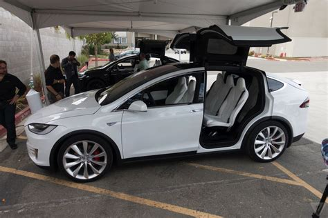 tesra car tesla s model x is finally here and i got to drive it