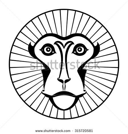 japanese macaque coloring page japanese macaque coloring download japanese macaque coloring