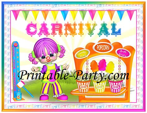 carnival themes and slogans carnival party supplies carnival theme party decorations