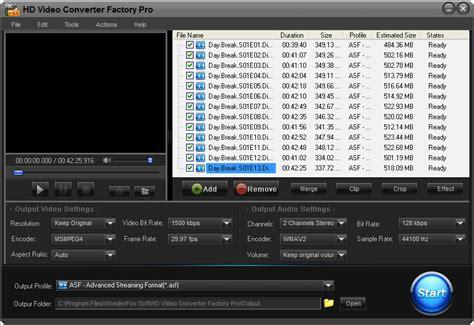 video format converter hd hd video converter factory pro 3 review ghacks tech news