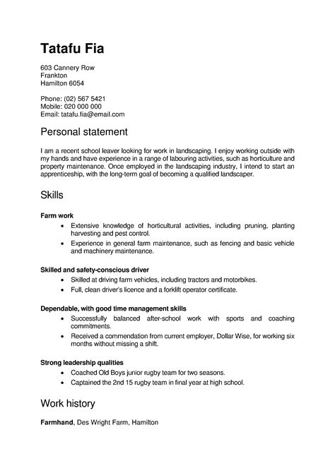 cover letter one page official certificate template child