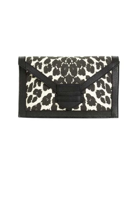 Animal Free Felix Jungle Leopard Print Clutch 2 by Animal Print 2012 Animal Print Shoes Bags Clothing