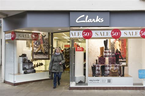 clark shoe store clarks returns manufacturing to uk creating 80