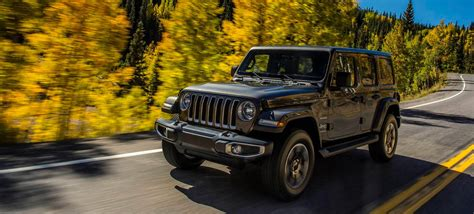 Jeep Wrangler Rumors by 2020 Jeep Wrangler Rubicon In Hybrid And Rumor