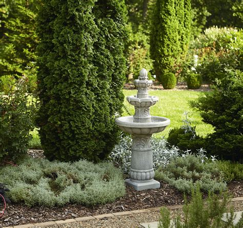 garden oasis  tier fountain limited availability