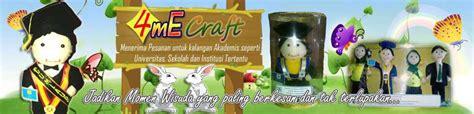 Boneka Wisuda Pontianak 5s untuk usaha flanel toko bantal handmade jual