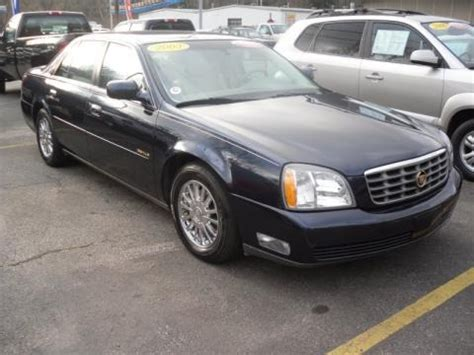 2003 Cadillac Dhs by 2003 Cadillac Dhs Data Info And Specs Gtcarlot