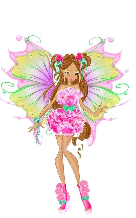 image 2d mythix flora png winx club wiki fandom