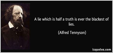 A Which A Lie Which Is Half A Is The Blackest O By