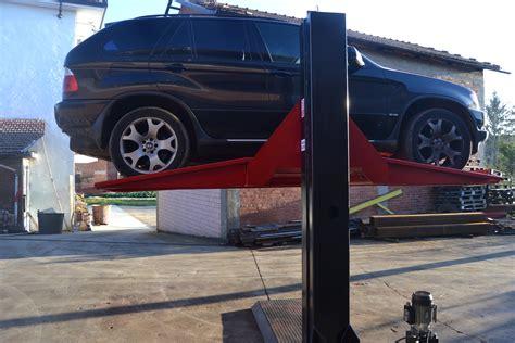 sollevatore auto per box sollevatori auto per box portata 2 800 kg