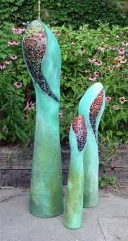 How To Make A Garden Sculpture Cement Garden Sculpture Garden 2